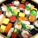 ⑫寿司・手まり盛合せ