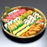 ④寿司・助六盛合せ