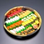 ⑬寿司盛合せ 3600円