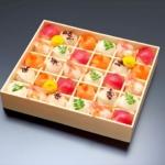 ①手まり寿司 3600円
